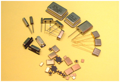 how to connect crystal oscillator